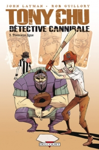 Tony Chu, détective cannibale / T5